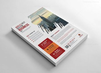 Creative Company Flyers Design 002708 - Template Catalog