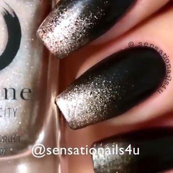 Rosé All Day – Nail Art Video Tutorial