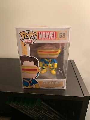 Funko Pop Marvel #58 Cyclops X-Men Common Vaulted #afflink Contains affiliate links. When you click on links to various merchants on this site and make a purchase this can result in this site earning a commission. Affiliate programs and affiliations include but are not limited to the eBay Partner Network.