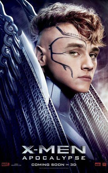 Final X-Men: Apocalypse Character Poster Released