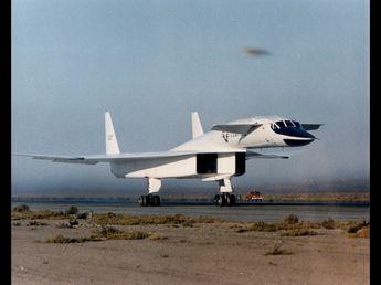 NASA XB-70 Ship 1 Photos