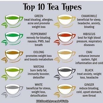 """@healthy_food_hero on Instagram: """"Which one is your favorite tea?  #lowcarb #cleaneating #lchf #paleo #keto #weightloss #healthychoices #healthyeating #fitfood #biohacking…"""""""
