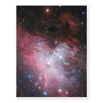 Eagle Nebula Temporary Tattoos | Zazzle.com