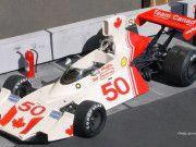 F1 Paper Model - 1974 Canada GP Ford Brabham BT42 Paper Car Free Template…