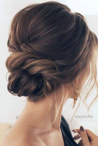 27 Formal Hairstyles Will Show You What The Elegance Is