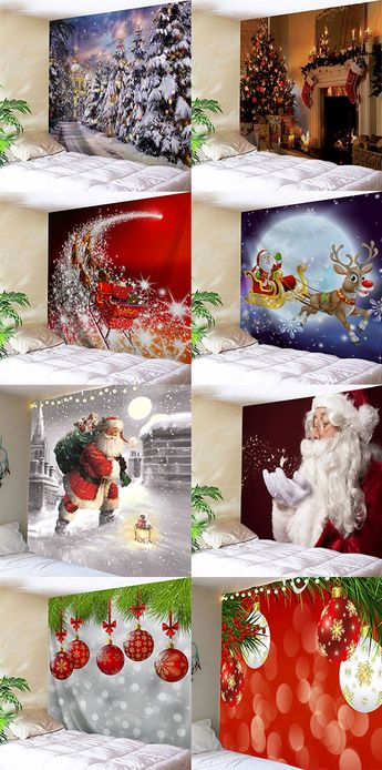 How to decorate your Living room?50+ Best Christmas Wall Tapestries to buy now.Dresslily.com offers the latest high quality Wall Tapestries at great prices.Free Shipping Worldwide!