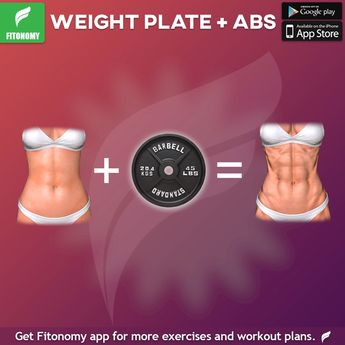 WEIGHT PLATE + ABS