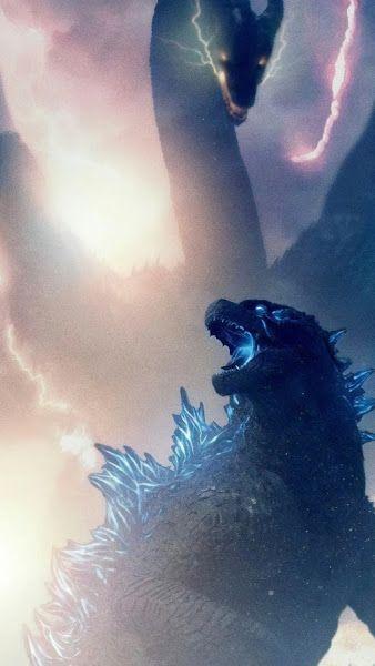 Godzilla vs. King Ghidorah, Godzilla: King of the Monsters, 4K,3840x2160, Wallpaper