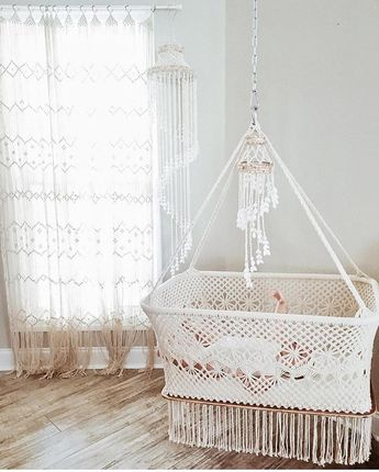 """HYGGE_MACRAME on Instagram: """"This stunning home is a macrame haven!! You can never have too much macrame! 😍@christine_simplybloom #macrame #macramewallhanging…"""""""