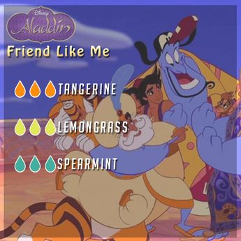 Friend Like Me - Essential Oil Blend