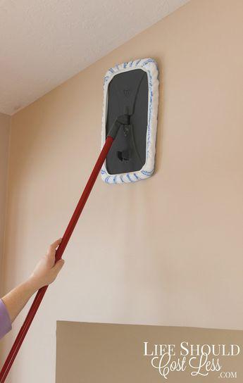 44 Astuces géniales pour nettoyer tous les recoins de ta maison