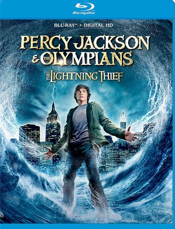 Percy Jackson and the Olympians: The Lightning Thief [Blu-ray] [2010] - Best Buy