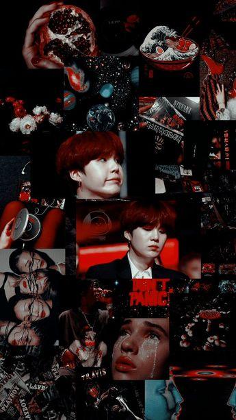 Yoongi Dark Aesthetic Wallpaper Credits To Twitter Bangt