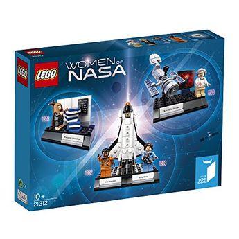 LEGO Ideas - Women of Les Femmes de la NASA 21312