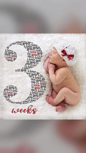 Capture your baby's monthly milestones. Install the Precious app!