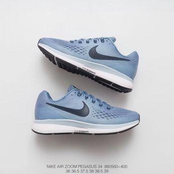 f70d41c2b8528 Fsr Nike Air Zoom Pegasus 34 Lunarepic 3 4 Deadstock Racing Shoes Air  Breathable Cushioning Trainers