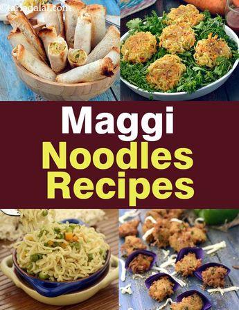 31 maggi noodles recipes