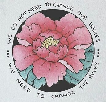 We do not need to change our bodies. We need to change the rules.
