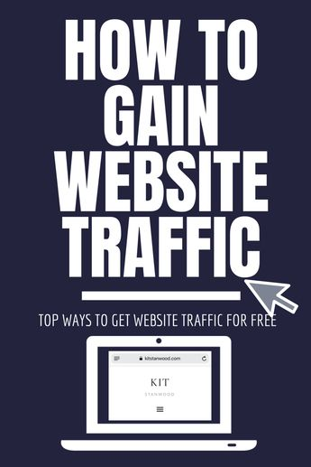 How to Gain Website Traffic for Free or Paid