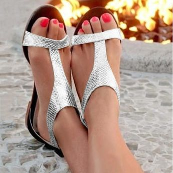 New Fashion Open Toe Beach Gladiator Sandals