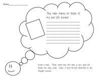 Great sheet to teach text to self.  This will be my initial starting point.  I will then have students begin using sticky notes during their reading to mark these connections later.  Great website with lots of free printables.