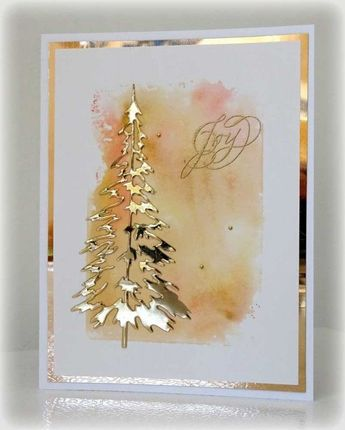 Golden Tree by stiz2003 - Cards and Paper Crafts at Splitcoaststampers