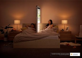 Powerful Ads Show What Your Child Sees When You're Addicted To Your Phone   The Huffington Post