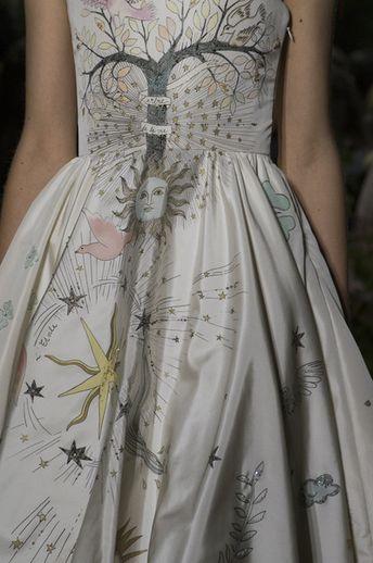 Detail at Christian Dior Spring Summer 2017 5a7946e382011