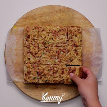 Nugget Indomie Kornet | Yummy - Temukan resep-resep menarik lainnya hanya di:  Instagram: @Yummy.IDN  Facebook: Yummy Indonesia #indomie #nuggetindomie #indomiekornet #indonesianfood