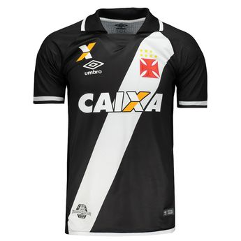Camisa Umbro Vasco I 2017 Jogador Somente na FutFanatics você compra agora  Camisa Umbro Vasco I 1aaf5ed59ccc1