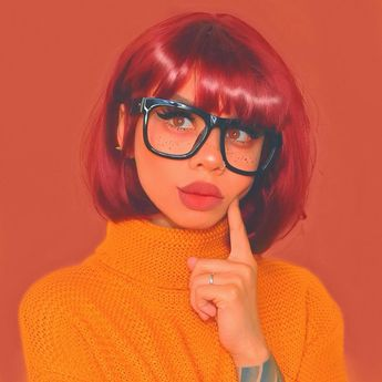 """♥ snitchery ♥ on Instagram: """"📚👻Jinkies!! 🔍💡 - YALL!! YALLLLL WE HIT 600k 😭😭😭 deadass crying in the club (my bed). i can't believe we only hit 500k 3 months ago!…"""""""