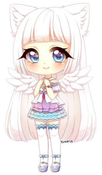 The drawings of Eukia are so cuuuuute ! ^o^ ——— Les dessins d'Eukia sont tellement mignoooooon ! ^o^