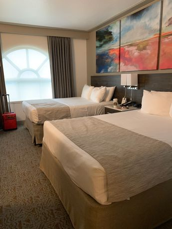 Buena Vista Suites Orlando Hotel Review | Her Luxe Travels