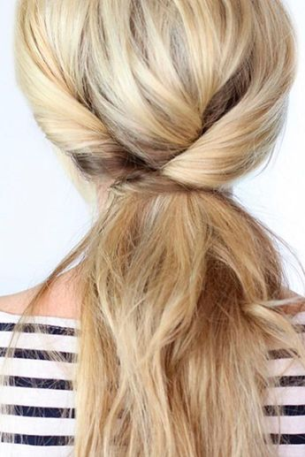 36 Five-Minute Gorgeous and Easy Hairstyles