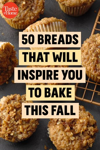 50 Scrumptious Fall Bread Recipes That Will Inspire You to Bake