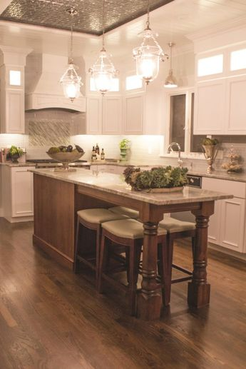 19 Unique Kitchen Island Ideas for Every Space and Budget