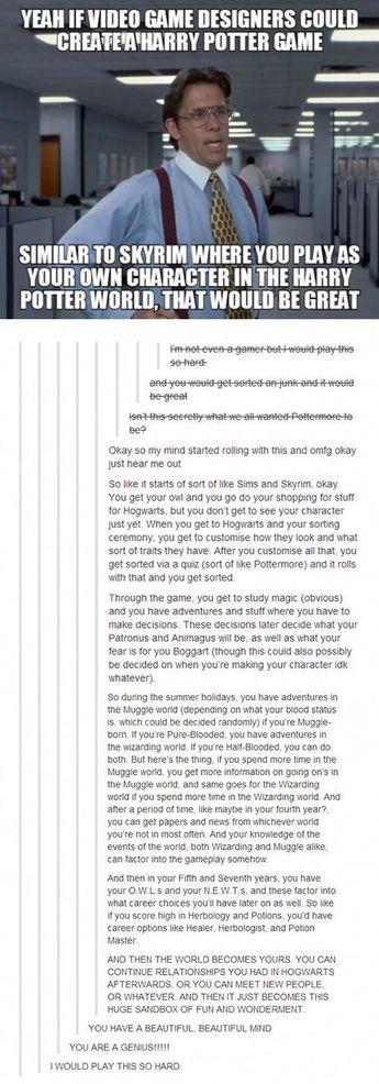 dump of my favorite Harry Potter fandom ramblings and theories - Imgur #harrypotterfandom