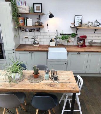 Farmhouse Dining Room Ideas: The Country Warm Look | Famedecor.com
