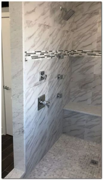 33 Bathroom Remodel Ideas for Beauty and Convenience #bathroomremodel #bathroomideas #bathroomdecor ⋆ All About Home Decor