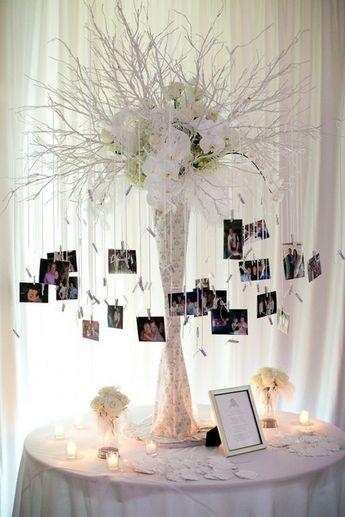 15 Wedding Photo Display Ideas To Inspire You