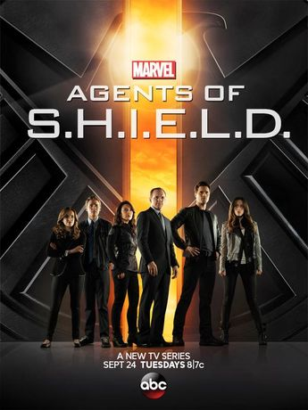 New poster for Marvel's Agents of SHIELD