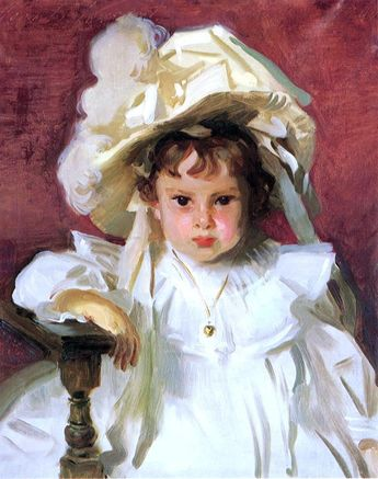 Dorothy by John Singer Sargent - Hand Painted Oil Painting