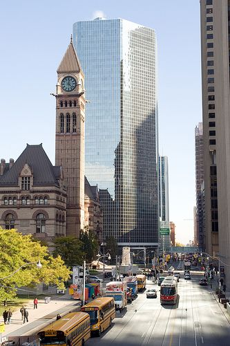 Toronto: Queen Street West Old City Hall