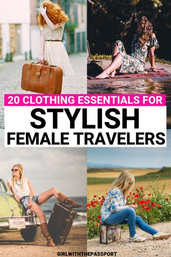 The 20 Best Travel Clothes for Women