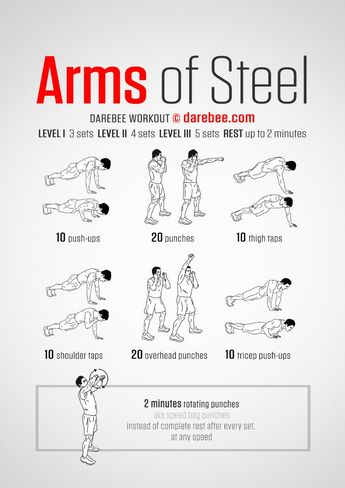 15 Super Easy Workouts To Tone Your Arms At Home