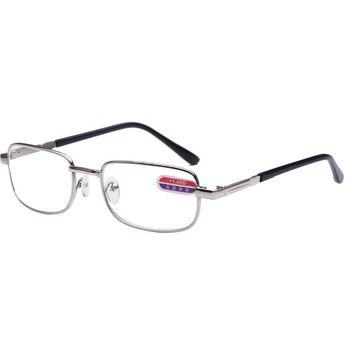 0da26d0381 Men Mujeres Clear Optical Glass Lens Metal Frame Presbyopic Reading Glasses  For Parents Gift Eyewear R74