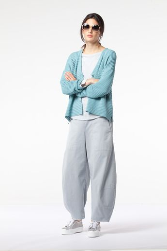 Trouser Tove available in color Alloy at calgary.oska.com