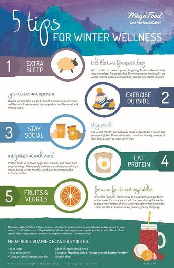 5 Tips for Winter Wellness