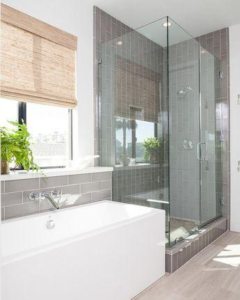 120+ Elegant And Modern Bathroom Shower Tile Master Bath