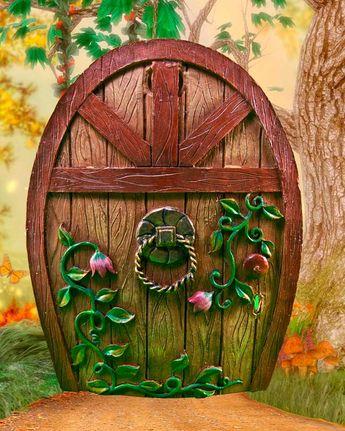 Portico Fairy Door
